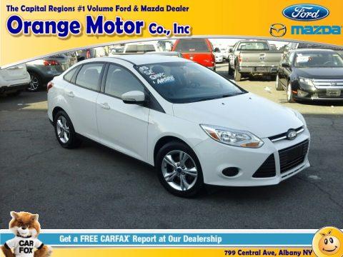 Used 2013 Ford Focus Se Sedan For Sale Stock 0001841p