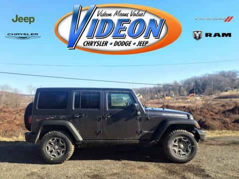 Jeep Wrangler Unlimited Rubicon 4x4