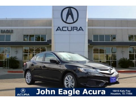Crystal Black Pearl Acura ILX .  Click to enlarge.