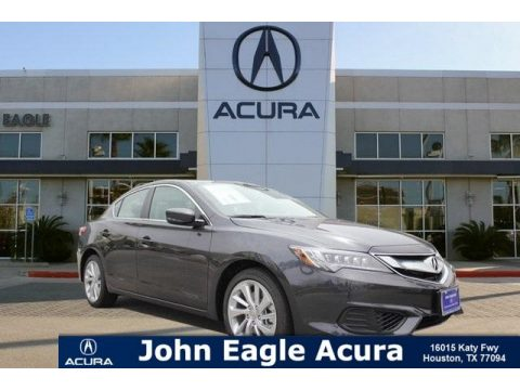 Graphite Luster Metallic Acura ILX .  Click to enlarge.