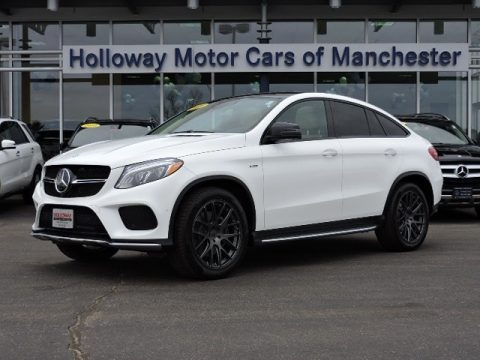 Used 2016 mercedes benz gle 450 amg 4matic coupe for sale for Mercedes benz of manchester nh