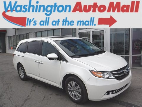 Used 2015 honda odyssey ex l for sale stock h523797 for 2015 honda odyssey ex l for sale