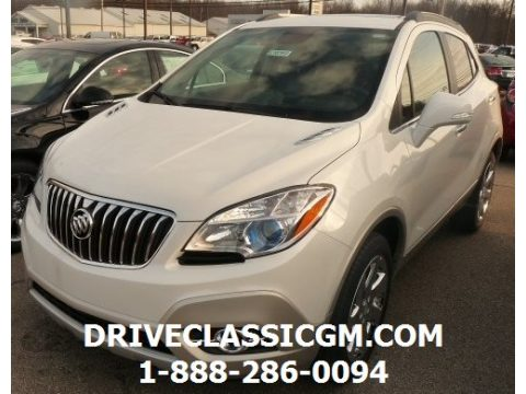 Buick Encore Leather AWD