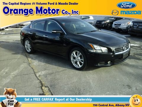 Used 2012 Nissan Maxima 3 5 S For Sale Stock 0001840p