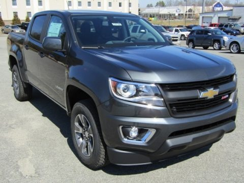 Chevrolet Colorado Z71 Crew Cab 4x4