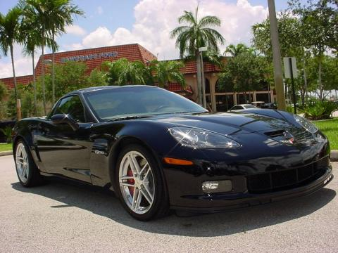 used 2008 chevrolet corvette z06 for sale stock 55926a dealer car ad 11164589. Black Bedroom Furniture Sets. Home Design Ideas