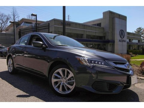 Graphite Luster Metallic Acura ILX Premium.  Click to enlarge.
