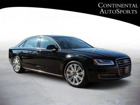 Audi A8 L 3.0T quattro