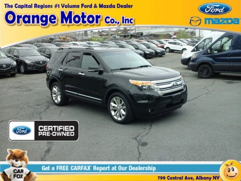 Used 2013 ford explorer xlt 4wd for sale stock 000260qt for Orange motors albany new york