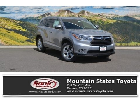 Toyota Highlander Limited Platinum AWD
