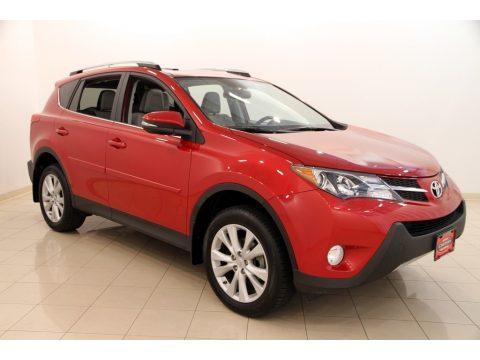 Toyota RAV4 Limited AWD
