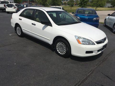 Honda Accord Value Package Sedan