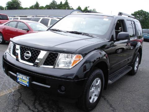 Used 2005 Nissan Pathfinder SE 4x4 for Sale - Stock # ...
