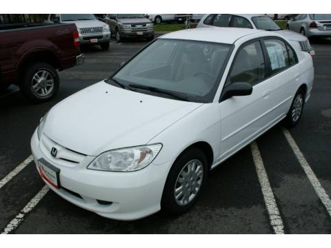 used 2004 honda civic lx sedan for sale stock 5697 dealer car ad 11352547. Black Bedroom Furniture Sets. Home Design Ideas