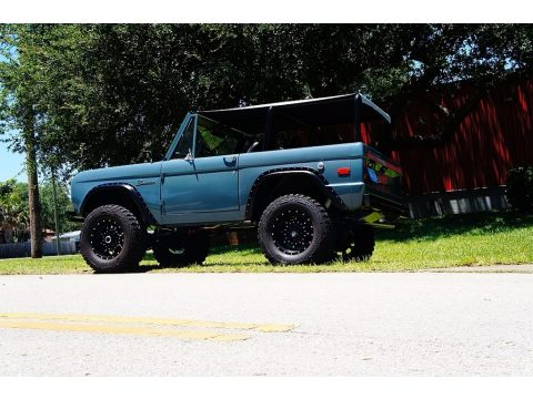 Anvil Ford Bronco Sport Wagon.  Click to enlarge.