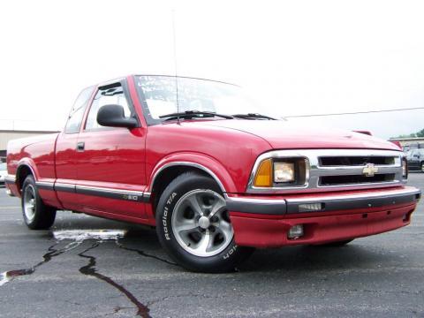 Car Dealerships In Lima Ohio >> Used 1996 Chevrolet S10 LS Extended Cab for Sale - Stock #3778A   DealerRevs.com - Dealer Car Ad ...
