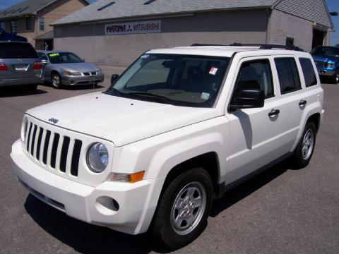 used 2008 jeep patriot sport 4x4 for sale stock r6763. Black Bedroom Furniture Sets. Home Design Ideas