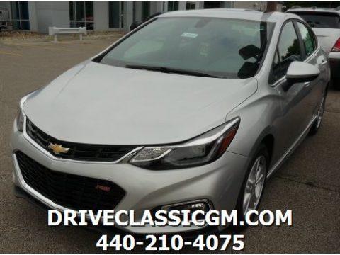 Chevrolet Cruze LT Sedan