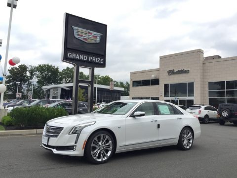 Cadillac CT6 3.0 Twin-Turbo Platinum AWD