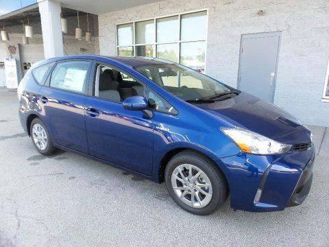 Toyota Prius v Three