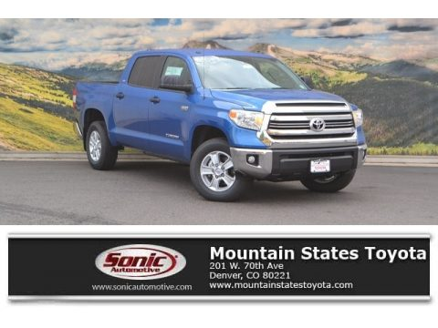 Toyota Tundra SR5 CrewMax 4x4
