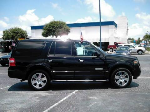 dublin sale used ford expedition limited black