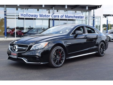 Mercedes-Benz CLS AMG 63 S 4Matic Coupe