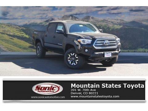Toyota Tacoma TRD Off Road Double Cab 4x4