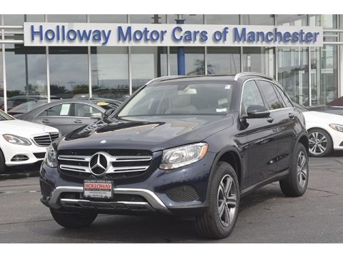 New 2017 Mercedes Benz Glc 300 4matic For Sale Stock