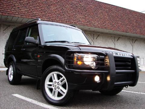 used 2003 land rover discovery se for sale stock 803429 dealer car ad. Black Bedroom Furniture Sets. Home Design Ideas