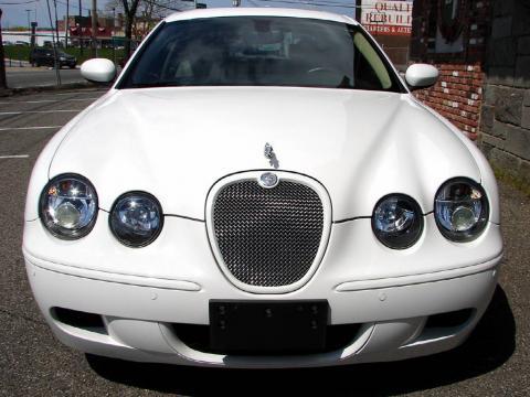 2006 Jaguar s Type r For Sale White Onyx Jaguar s Type r