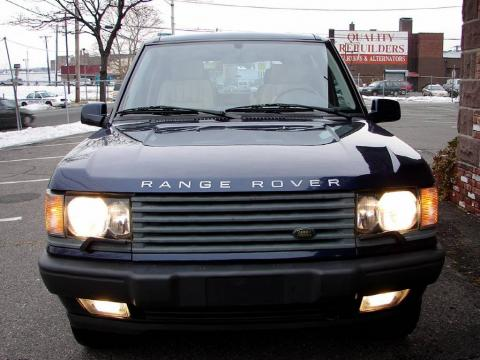 Land Rover Range Rover 4.6 Images