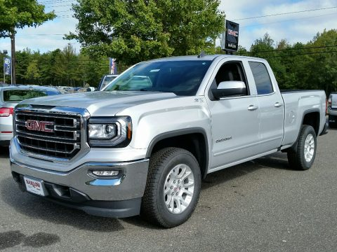 new 2016 gmc sierra 1500 sle double cab 4wd for sale. Black Bedroom Furniture Sets. Home Design Ideas