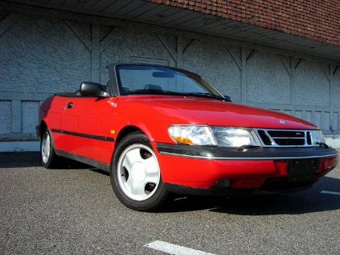 used 1996 saab 900 se turbo convertible for sale stock. Black Bedroom Furniture Sets. Home Design Ideas