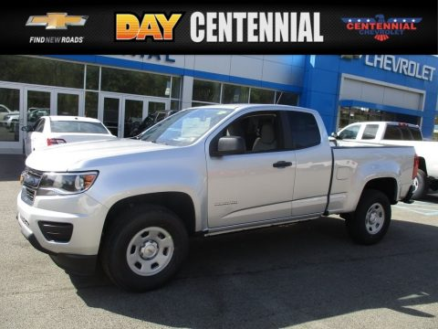 Chevrolet Colorado WT Extended Cab
