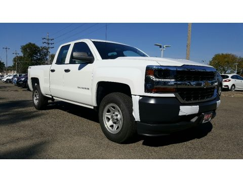 new 2017 chevrolet silverado 1500 wt double cab 4x4 for. Black Bedroom Furniture Sets. Home Design Ideas