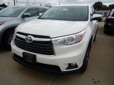 Toyota Highlander LE Plus AWD