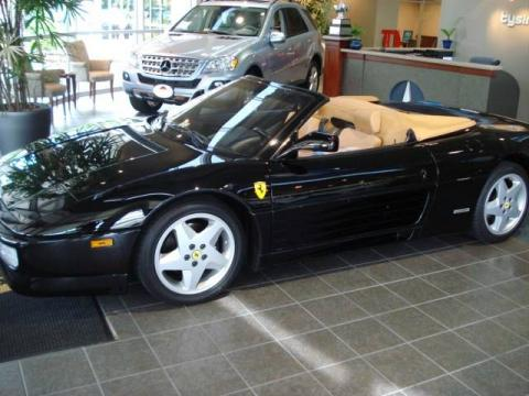 Used 1995 ferrari 348 spider for sale stock p4870a Tysinger motor company