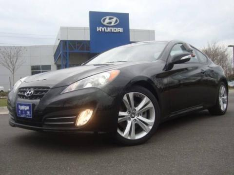 New 2010 hyundai genesis coupe 3 8 grand touring for sale Tysinger motor company
