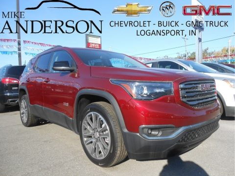 GMC Acadia All Terrain SLT AWD