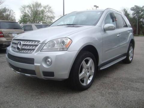Used 2008 mercedes benz ml 550 4matic for sale stock Tysinger motor company