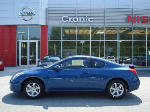 New 2008 Nissan Altima 2.5 S Coupe for Sale - Stock #N7418 ...