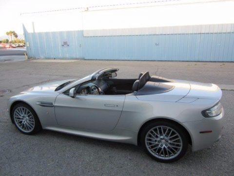 Used 2011 Aston Martin V8 Vantage Roadster For Sale Stock 950028