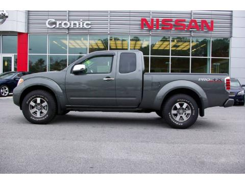 new 2009 nissan frontier pro 4x king cab for sale stock n8073 dealer car. Black Bedroom Furniture Sets. Home Design Ideas