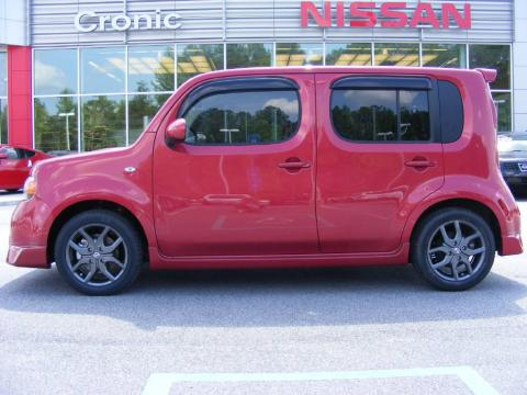new 2009 nissan cube 1 8 sl for sale stock n8709 dealer car ad 11668853. Black Bedroom Furniture Sets. Home Design Ideas
