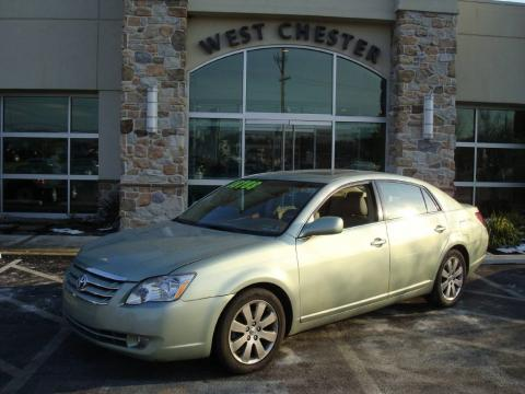 Silver Pine Mica Toyota Avalon XLS.  Click to enlarge.