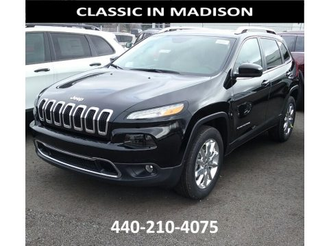 Jeep Cherokee Limited 4x4