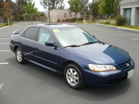 Used 2001 Honda Accord EX Sedan for Sale - Stock #9526A | DealerRevs