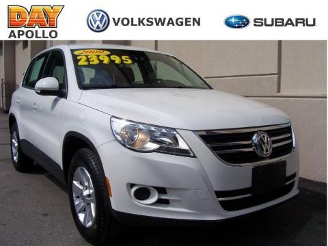 Used 2009 Volkswagen Tiguan S for Sale - Stock #P1398 ...