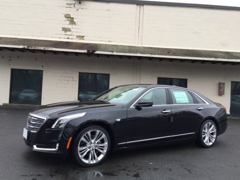 Cadillac CT6 3.0 Turbo Platinum AWD Sedan